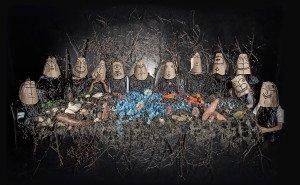 La Cérémonie  'Temps des retrouvailles' - © Suzane Brun